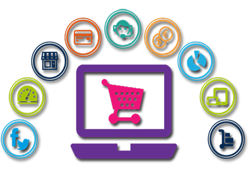 E Commerce Web Development Service Company in G T B Nagar