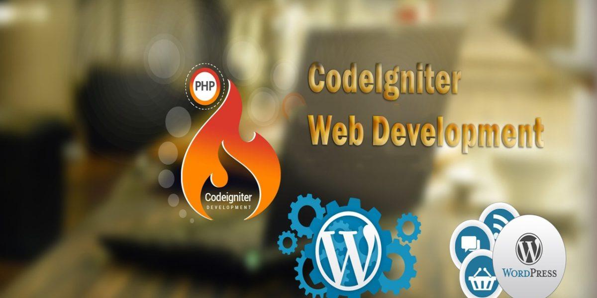 CodeIgniter web development